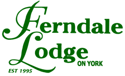 Ferndale Lodge logo